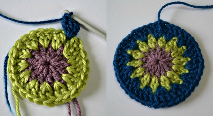 Crochet bunny free pattern 16