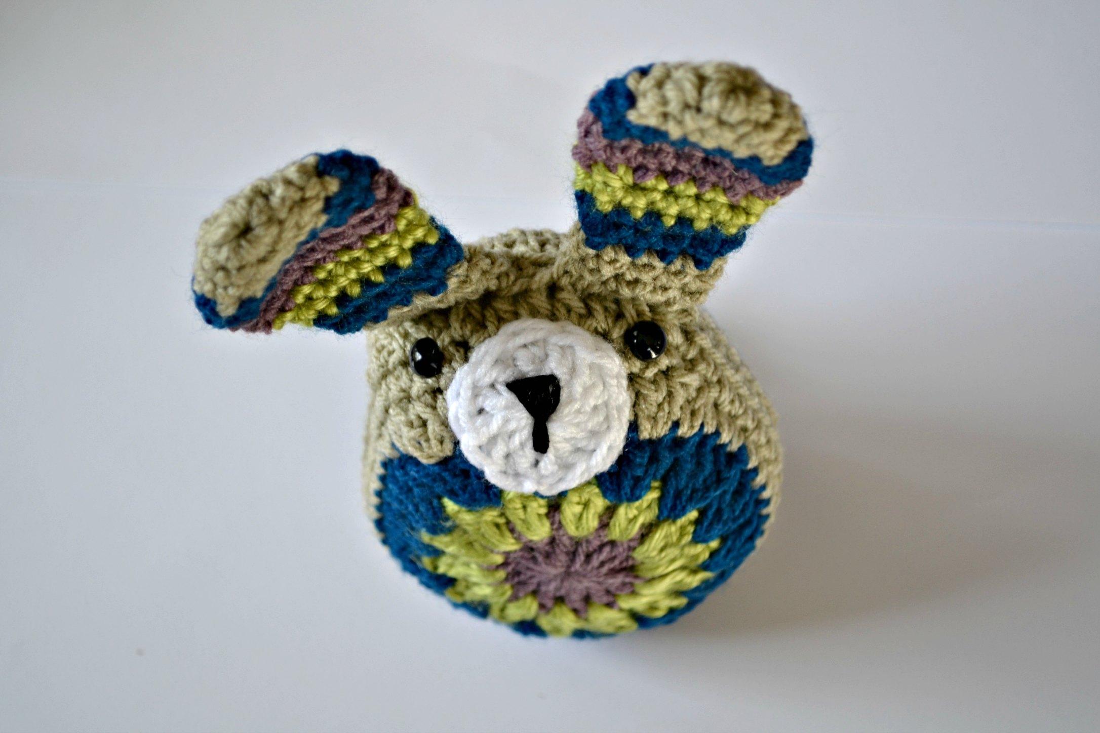Adorable Easy Crochet Bunny Crochet Again