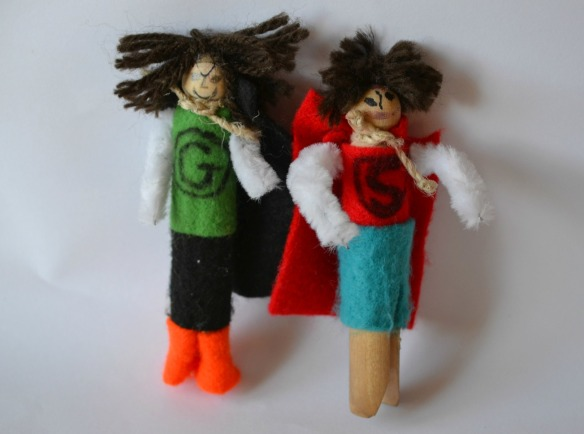 Peg people 1