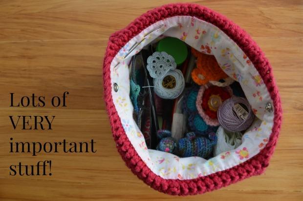 Crochet bag 6
